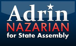 Adrin Nazarian for State Assembly